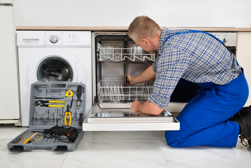 fast dishwasher repair dallas